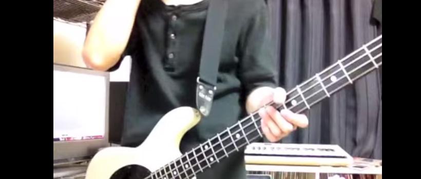 【ベース】スラップで ルパン三世のテーマ 弾きまくってみた【OK】