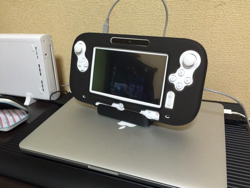 WiiuGamePad
